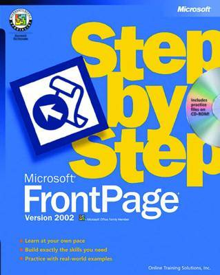 Microsoft FrontPage 2002 Step by Step by Catapult