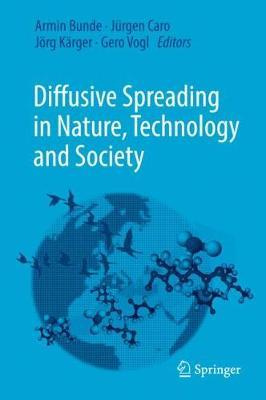Diffusive Spreading in Nature, Technology and Society image