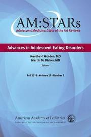 AM:STARs Advances in Adolescent Eating Disorders by American Academy of Pediatrics Section on Adolescent Health
