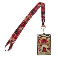 Rick and Morty: Anatomy Park - Lanyard ID Holder