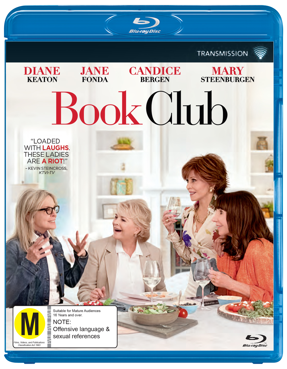 Book Club on Blu-ray image