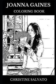 Joanna Gaines Coloring Book by Christine Salvato
