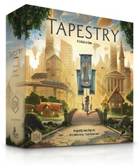 Tapestry - Board Game image