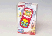 Fisher Price BB Friendly Flip Phone image