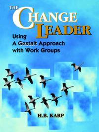 The Change Leader by H.B. Karp image