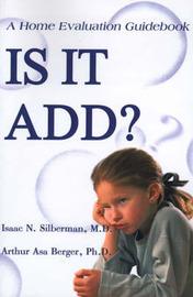 Is It Add? by Isaac N. Silberman image