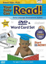 Your Baby Can Read!, Starter by Robert Titzer image