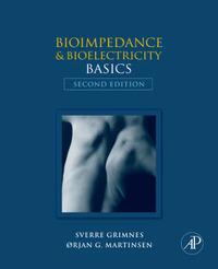 Bioimpedance and Bioelectricity Basics by Sverre J. Grimnes image