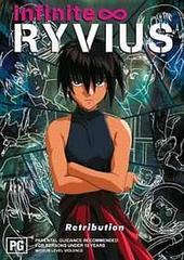 Infinite Ryvius - Vol 5: Retribution on DVD