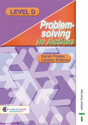 Problem Solving in Action: Level D: Interactive Whiteboard CD-Rom and Teachers Guide by Cathy Atherden