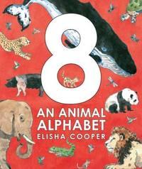 8: Animal Alphabet by Elisha Cooper