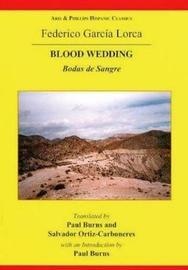 Lorca: Blood Wedding by Salvador Ortiz-Carboneres image