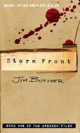 Storm Front (The Dresden Files #1) by Jim Butcher image