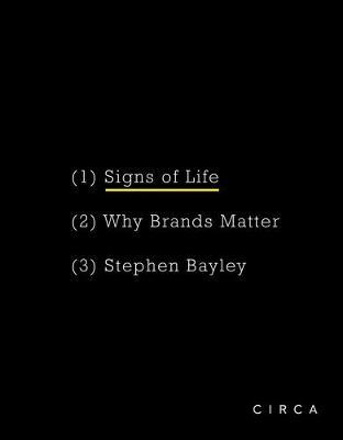 Signs of Life by Stephen Bayley
