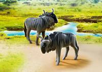 Playmobil: Wildlife - Wilderbeests image