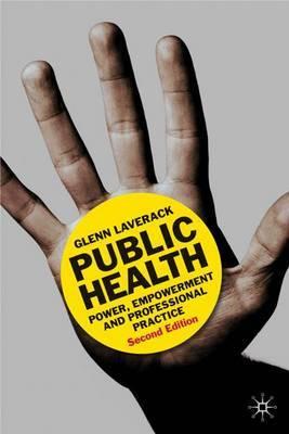 Public Health by Glenn Laverack image