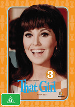 That Girl - Complete Series 3 (4 Disc Set) on DVD