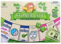 Stoner City - Boardgame