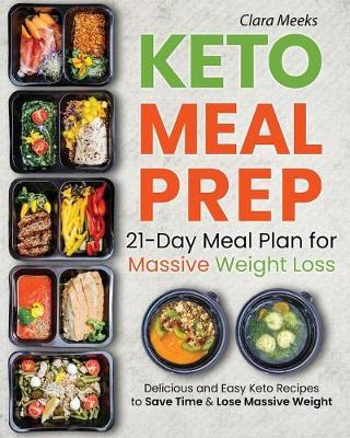 Keto Meal Prep by Clara Meeks
