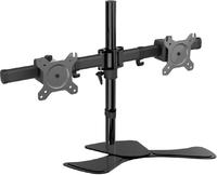 Gorilla: Arms Dual Freestanding Monitor Mount image