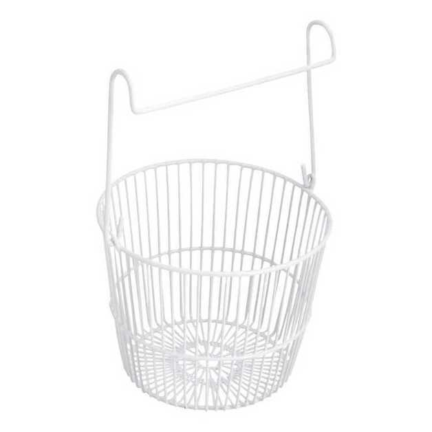 L.T. Williams White Peg Basket
