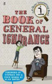 Qi: the Book of General Ignorance by Stephen Fry image