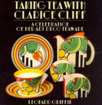 Taking Tea with Clarice Cliff by Leonard Griffin image