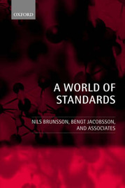 A World of Standards by Nils Brunsson image
