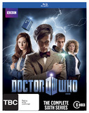 Doctor Who - The Complete Sixth Season on Blu-ray