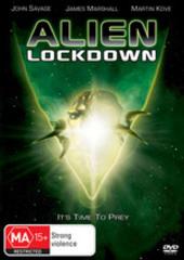 Alien Lockdown on DVD
