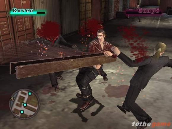 Beat Down: Fists of Vengeance for PlayStation 2 image