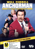 Anchorman (Special Edition) on DVD