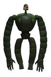Laputa: Castle in the Sky Robot Soldier Action Figure
