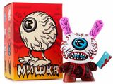 "Dunny: Mishka - 3"" Vinyl Minifigure (Blind Box)"