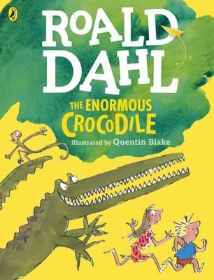 The Enormous Crocodile (Colour Edition) by Roald Dahl