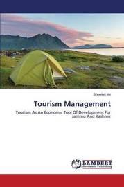 Tourism Management by Mir Showket