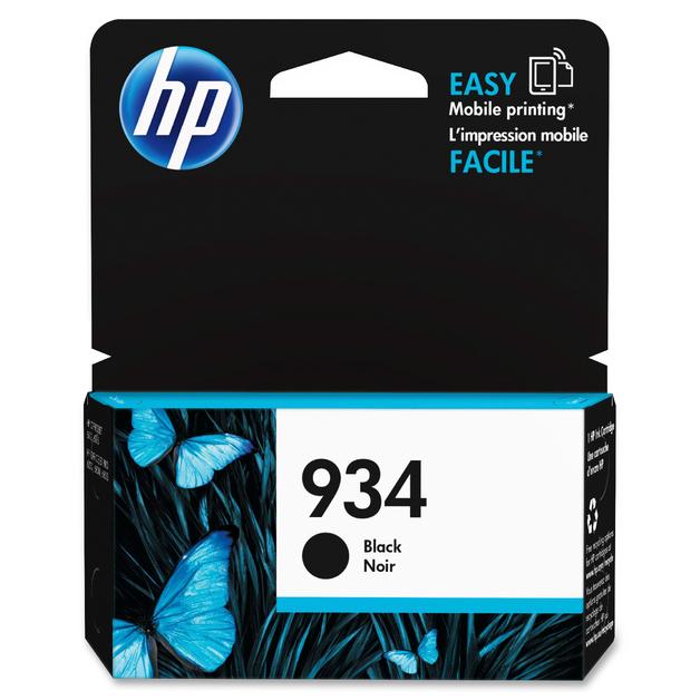 HP 934 Ink Cartridge - Black