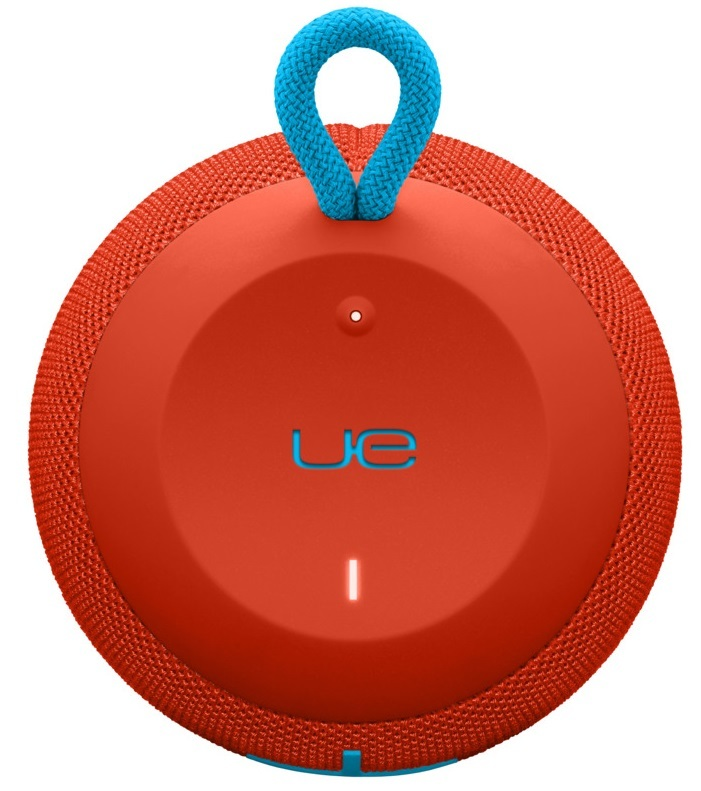 Logitech UE WonderBoom - Fireball Red image