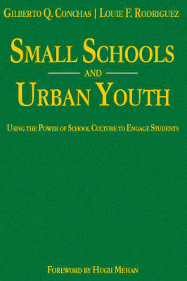 Small Schools and Urban Youth by Gilberto Q. Conchas