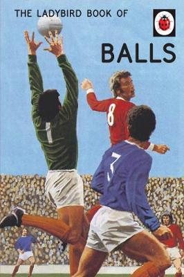 The Ladybird Book of Balls by Jason Hazeley
