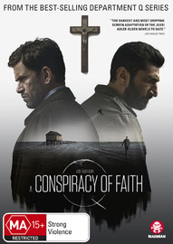 A Conspiracy Of Faith on DVD image