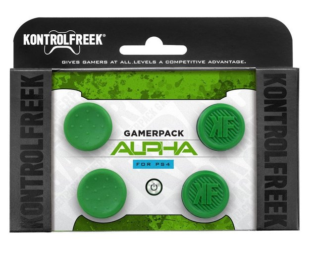Kontrol Freek GamerPack Alpha | PS4 | Buy Now | at Mighty Ape NZ
