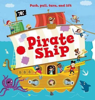 Pirate Ship by Igloobooks image