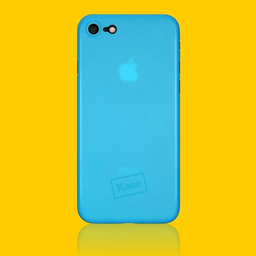 Kase Go Original iPhone 8 Slim Case- Judy Blue Eyes image