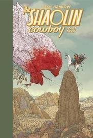 Shaolin Cowboy: Start Trek by Geof Darrow