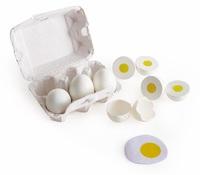 Hape: Egg Carton - Roleplay Set image