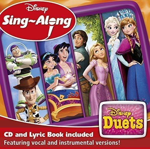 Disney Sing Along: Duets by Various Artists image