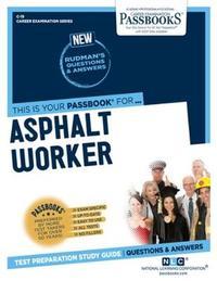 Asphalt Worker by National Learning Corporation image