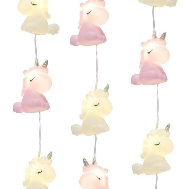 IS Gift: Illuminate String Lights - Unicorn Fantasy