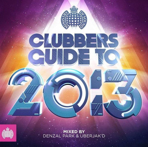 Ministry of Sound - Clubbers Guide To 2013 (2CD) image